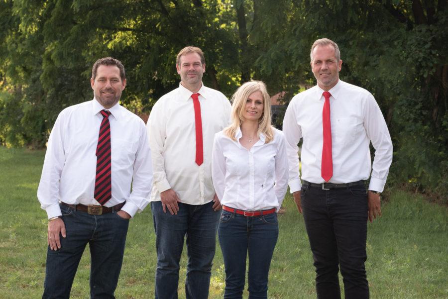 Ihre KandidatInnen der SPD für den Gemeinderat Grethem