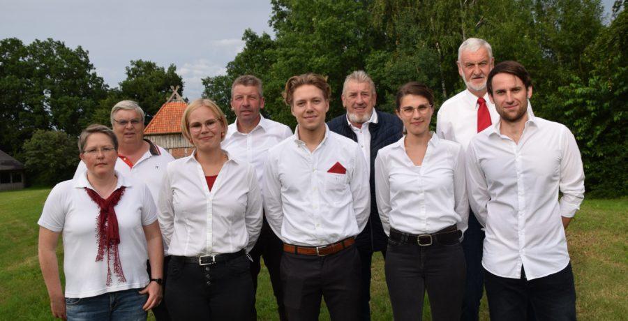 Ihre KandidatInnen der SPD für den Gemeinderat Eickeloh