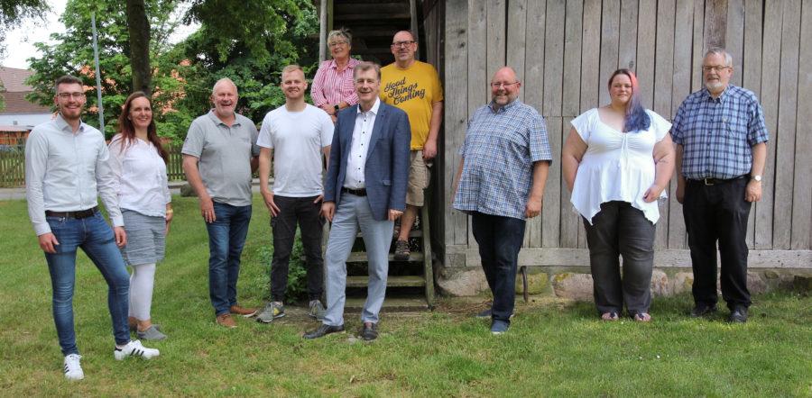 Ihre KandidatInnen der SPD für den Gemeinderat Hodenhagen