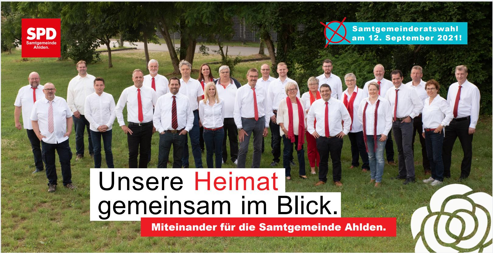 Kandidaten Samtgemeinde